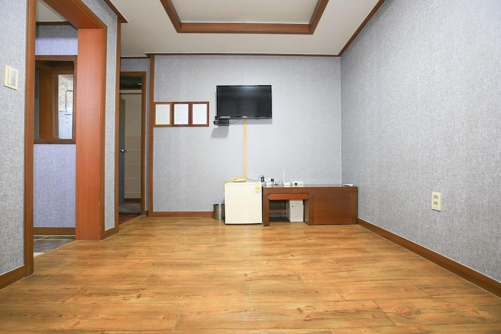 Ondol Room - منطقة المعيشة
