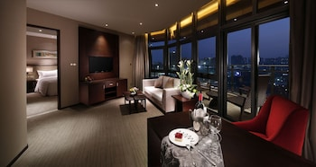 在深圳的深圳湾科技园丽雅查尔顿酒店照片