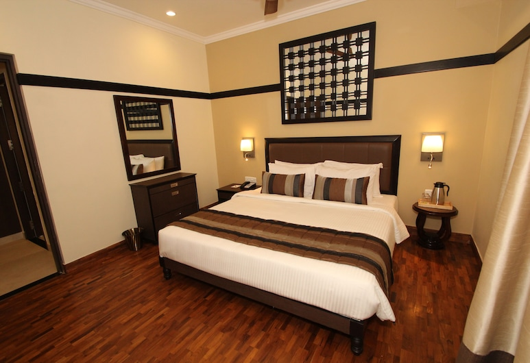 Club Mahindra Mount Serene, Udumbanchola, Hotel Unit (Superior Room), Guest Room