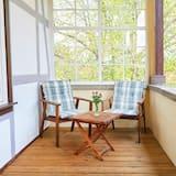 Dobbeltrom for 1 person – comfort, balkong - Terrasse/veranda
