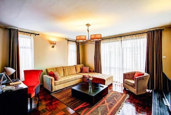奈洛比尼爾森苑服務公寓飯店的相片