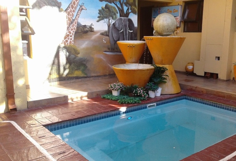 Sgegede Guest House, Pretoria, Piscine