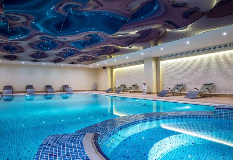 Park Inn By Radisson Istanbul Ataturk Airport, Istanbul, Krytý bazén