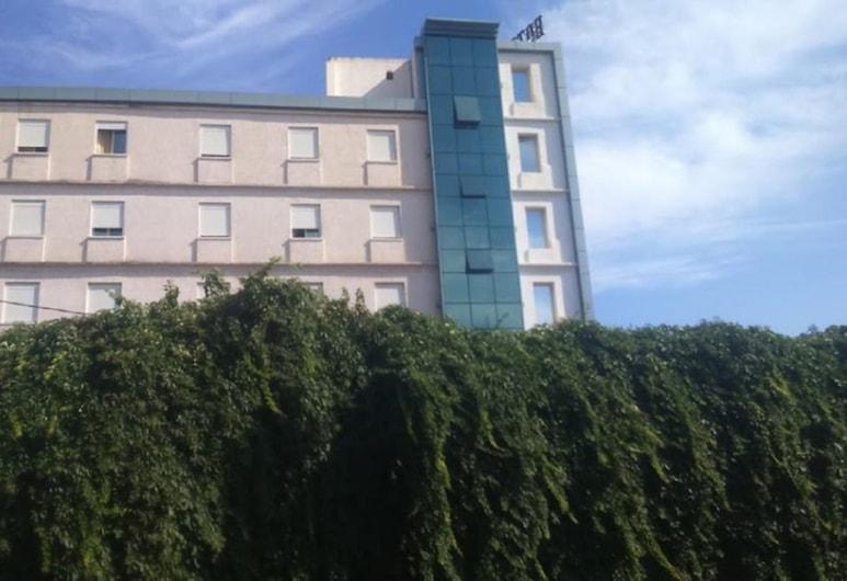 Hotel Roza, Algiers, Hotel Front