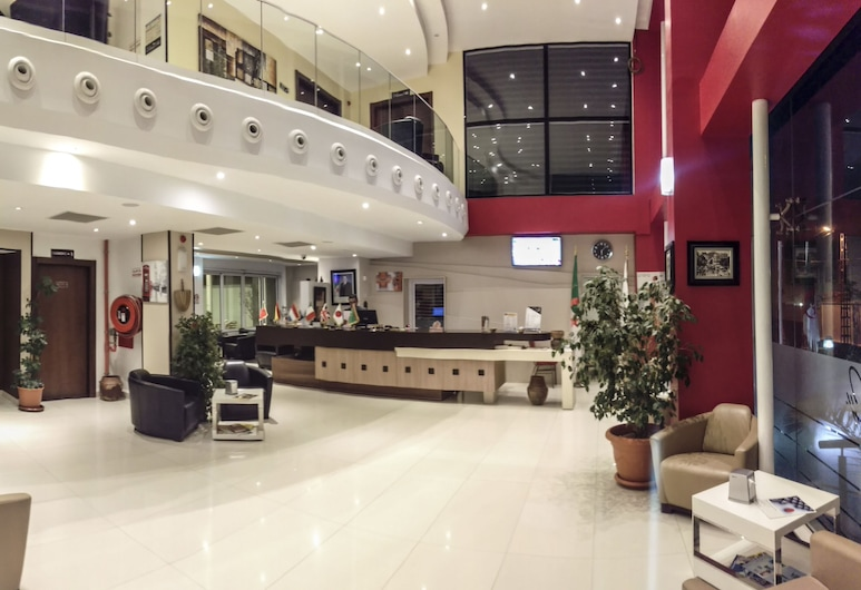 Clean Hotel, Blida, Rezeption