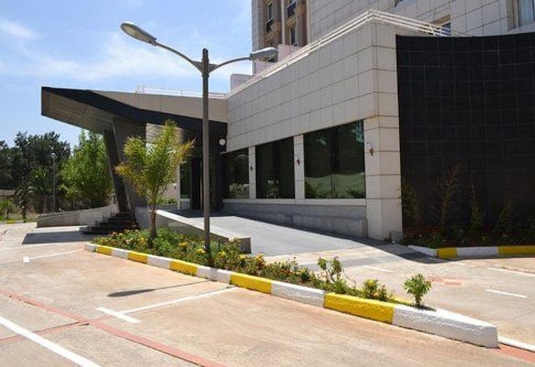 Jardy Hôtel & Suites, Algiers, Hotellin julkisivu