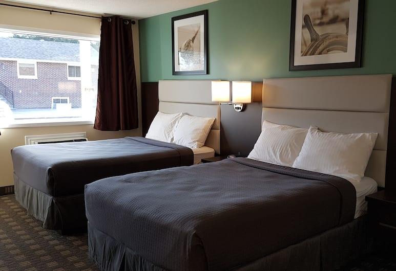 Wellington Inn, Bracebridge, Comfort Room, 2 Katil Kelamin (Double), Bilik Tamu