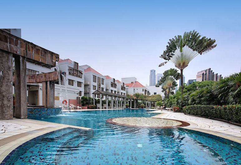 Village Residence Clarke Quay, Singapore, Pool
