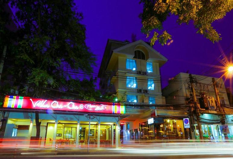 ヴィラ チャ チャ アット フラシット, バンコク, ホテルのフロント