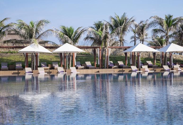 金蘭融合渡假村, 柑林, 無邊際泳池