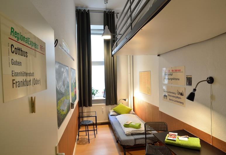 Kiez Hostel Berlin, Berlin, Kamar Double untuk 1 Orang (Sleeping Car), Kamar Tamu
