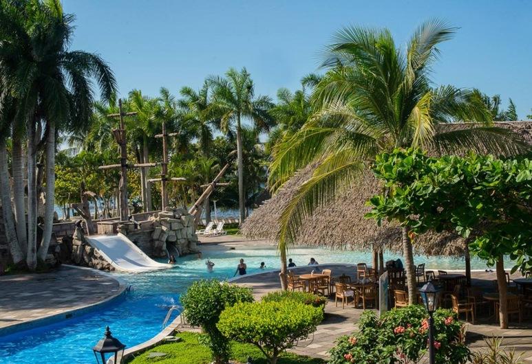 Amatique Bay Hotel, Puerto Barrios, Vonkajší bazén