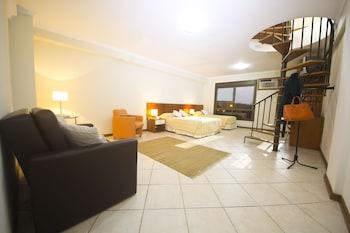 A(z) Metropolis Apart Hotel hotel fényképe itt: Porto Alegre