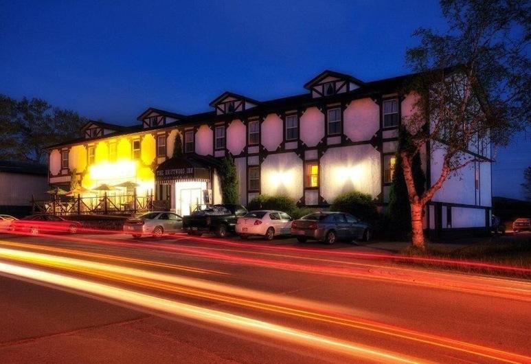Driftwood Inn, Deer Lake, Façade de l'hôtel - Soir/Nuit