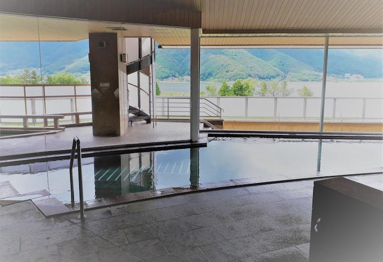 レイクランドホテル みづのさと, 南都留郡, 大浴場