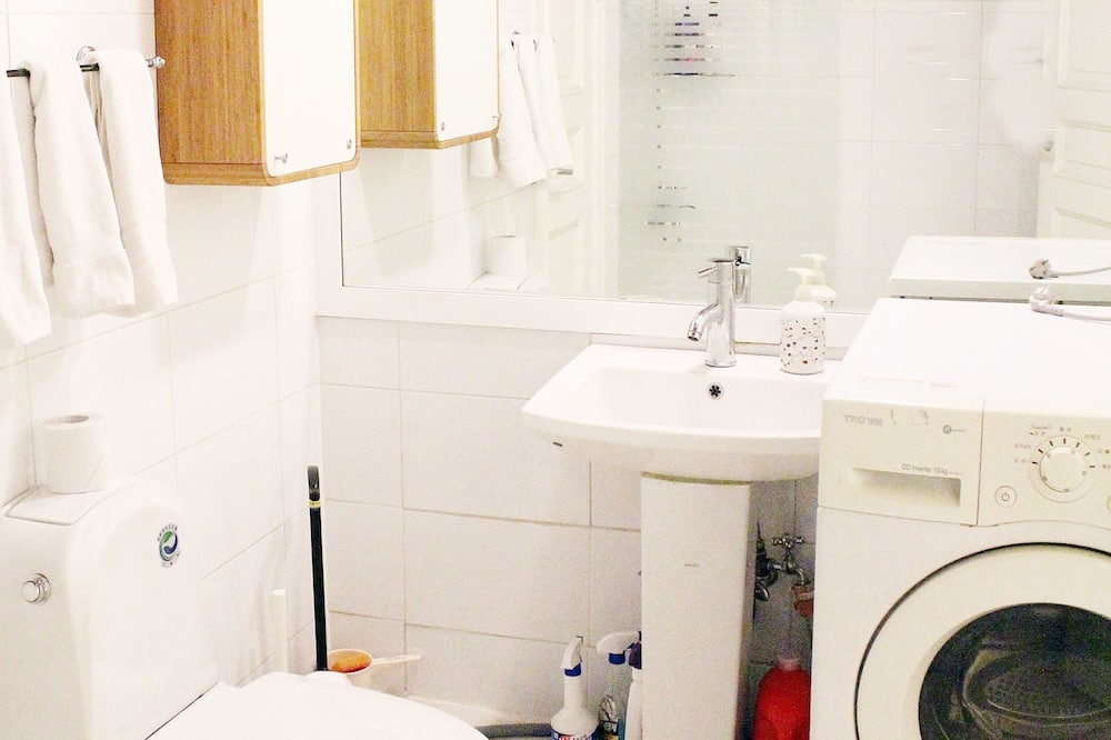 Double Room (Non-Korean Nationals Only) - Bathroom