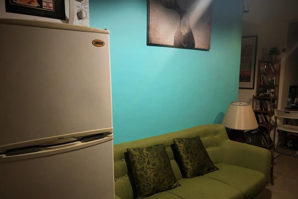 Camera, 1 letto matrimoniale - Area soggiorno