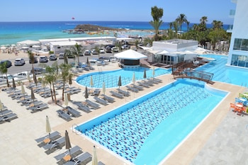 Picture of Vassos Nissi Plage Hotel in Ayia Napa