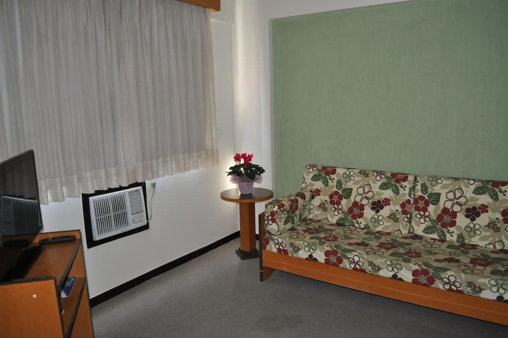 Standard Room, 1 Double Bed with Sofa bed - Living Room