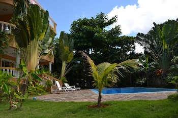 Mynd af Villa, 4 Bedrooms, Private Pool, Tropical Garden, Ocean View í Sosua