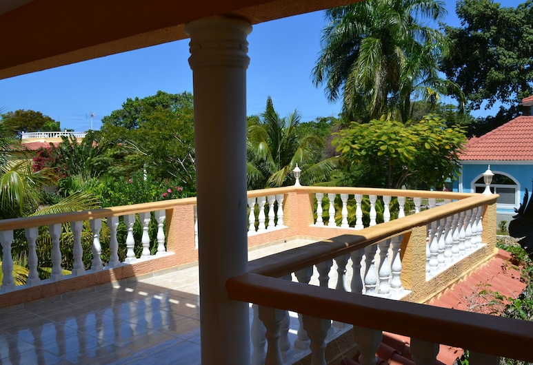 Villa, 4 Bedrooms, Private Pool, Tropical Garden, Ocean View, Sosua, Villa, 4 hálószobával, Erkély