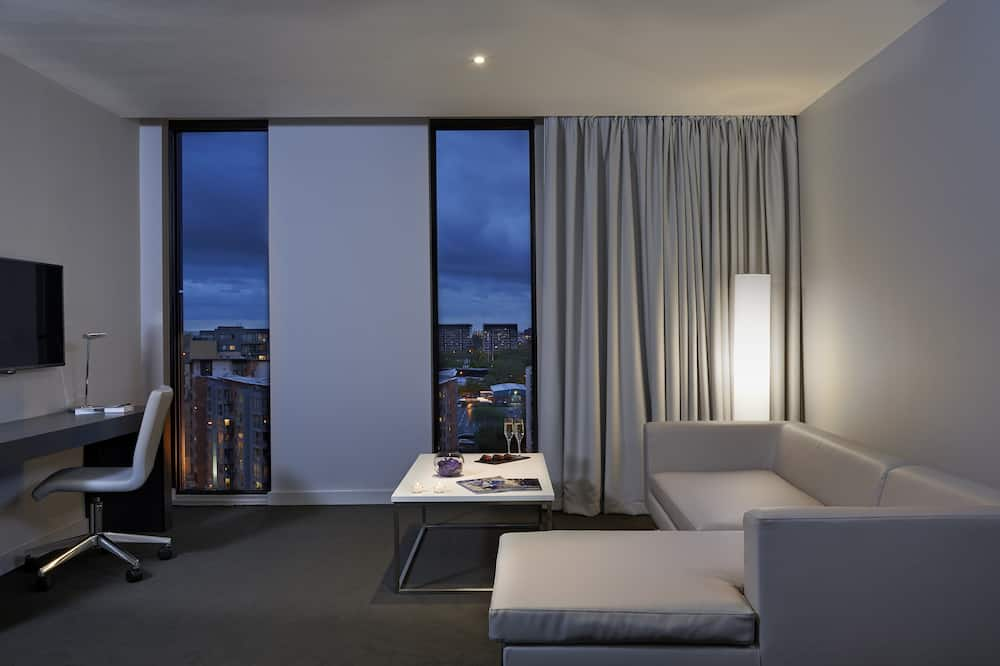 The Townhouse (2+1) - City View