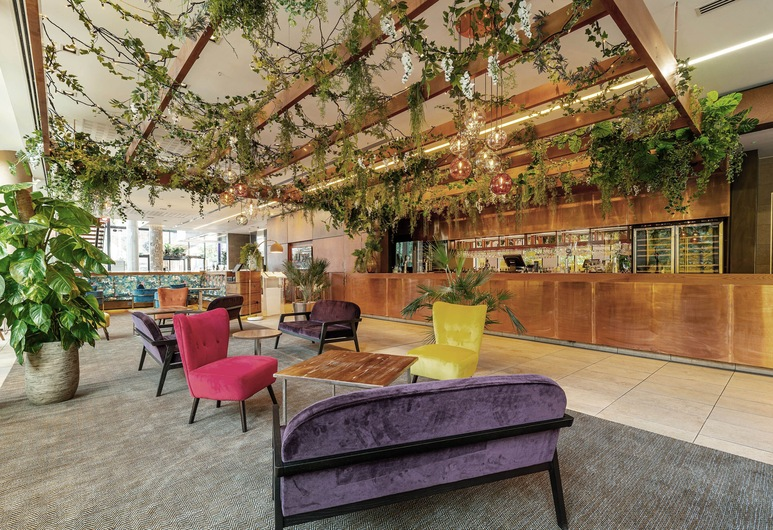 INNSiDE by Melia Manchester, Manchester, Lobby Lounge