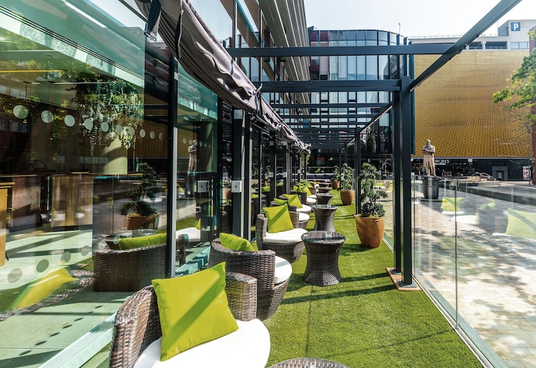 INNSiDE by Melia Manchester, Manchester, Outdoor Dining