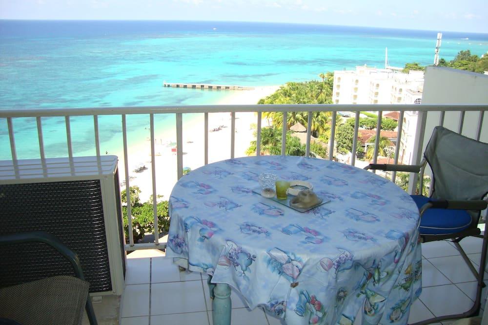 Studio, 1 Bedroom, Kitchen, Ocean View - Balcony