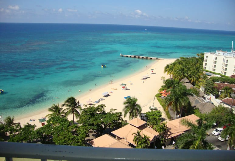 Ocean Suite Beach Front at Mobay Club, Montego Bay