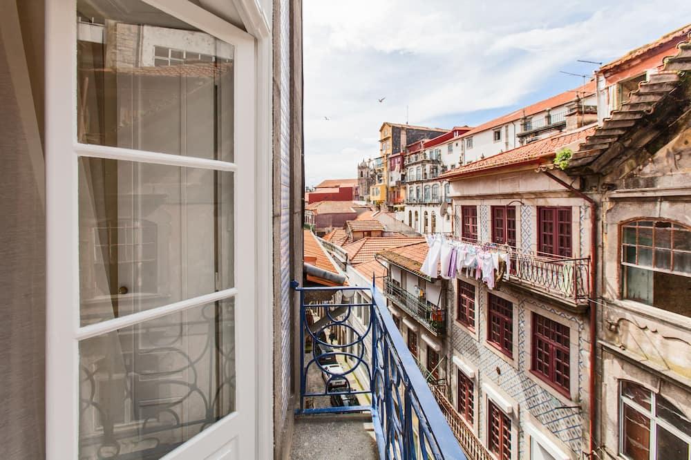 Romantický apartmán, 2 spálne, kuchynka - Balkón