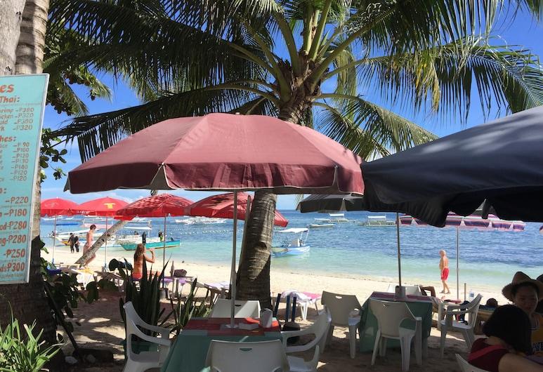 Hayahay Resort, Panglao, Beach
