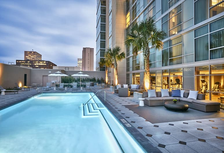 Hyatt Regency Houston/Galleria, Houston, Alberca al aire libre