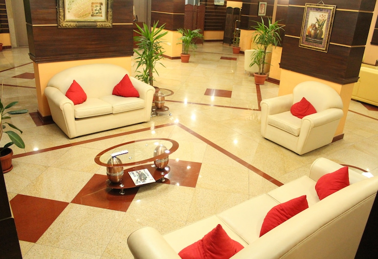 Flora Park Hotel Apartment, Kuwait City, Vstupní hala