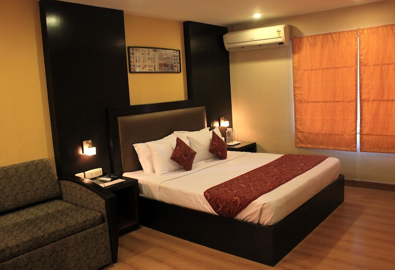 Santhome Inn, Chennai, Appartement Supérieur, 1 chambre, non-fumeurs, vue ville, Chambre