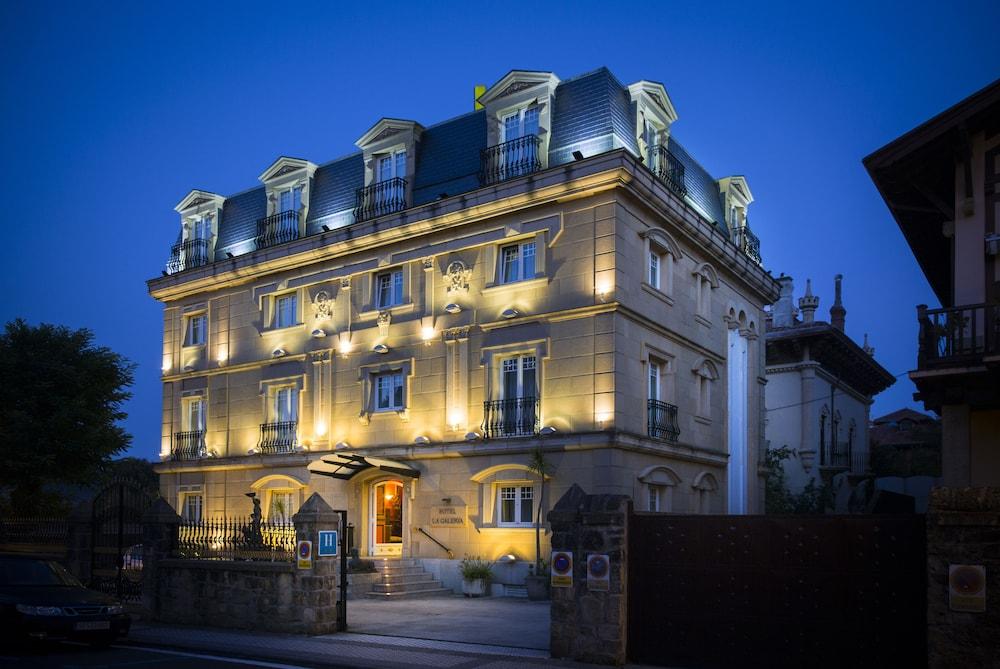 Hotel La Galería San Sebastian