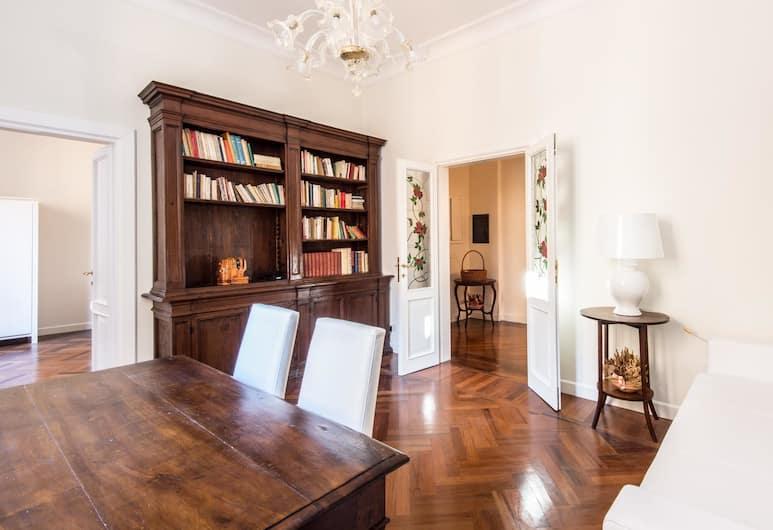 RSH Vatican Apartments, Roma, Premier Apart Daire, 4 Yatak Odası, Oturma Alanı