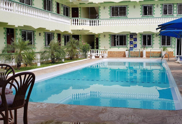 Prestige Leisure Hotel, Mtwapa, Terrasse/Patio
