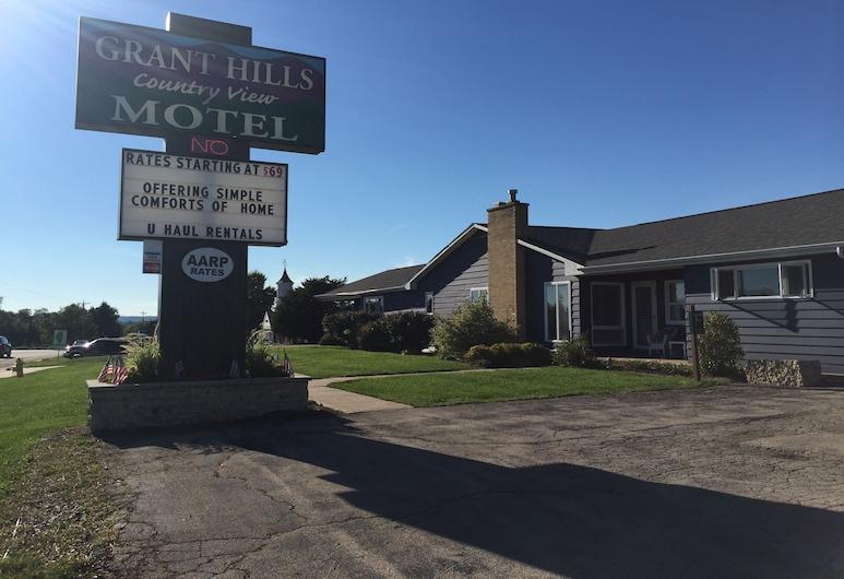 Grant Hills Motel, Galena