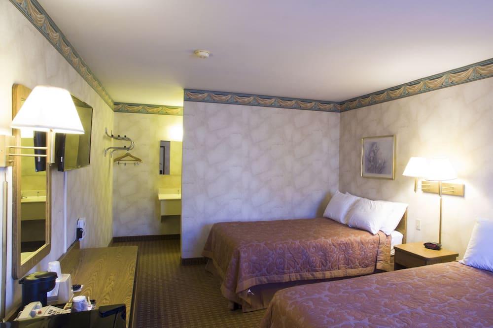 標準雙人房, 2 張標準雙人床, 吸煙房 - 客房