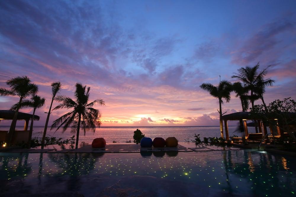 프리미어룸, 싱글침대 2개, 바닷가 - 해변/바다 전망