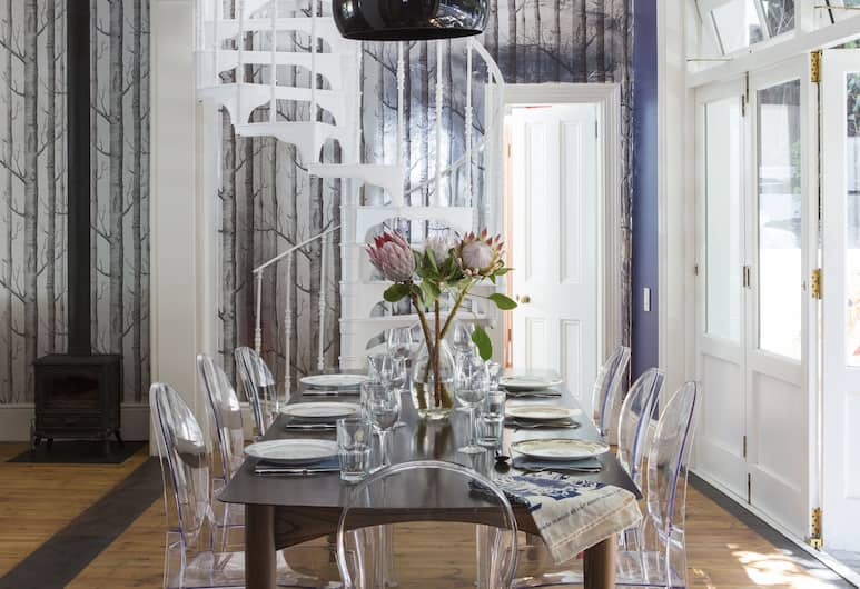 12 Hofmeyr, Cape Town, In-Room Dining