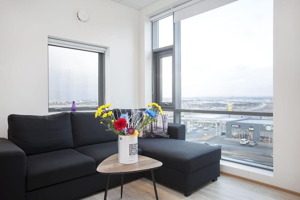 Comfort Studio, Mountain View - Living Area