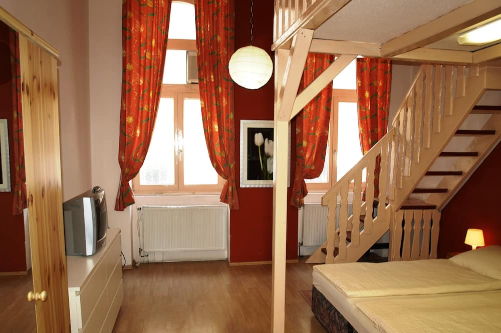 Studio (Apartment), for 4 persons - Guest Room