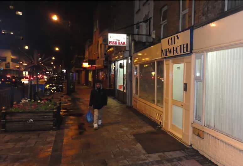City View Hotel Roman Road, Londýn, Exteriér
