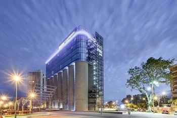 Foto van Puerto Norte Design Hotel in Rosario