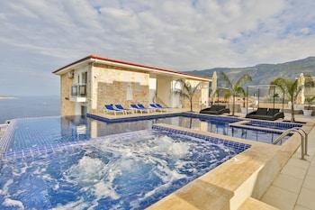 Kaş bölgesindeki La Kumsal Hotel resmi