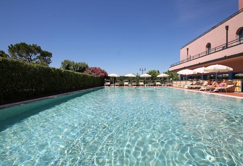 Hotel Sportsman, Bardolino, Piscina al aire libre
