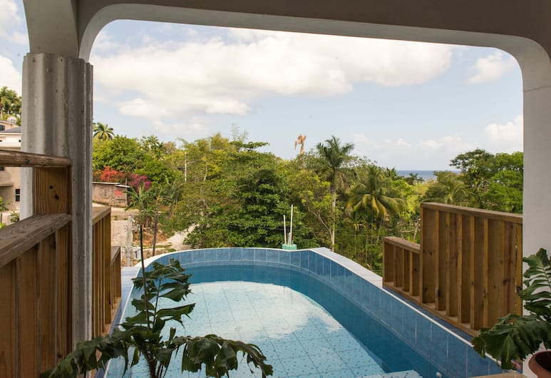 Diamond Villas and Suites, Montego Bay, Piscina all'aperto