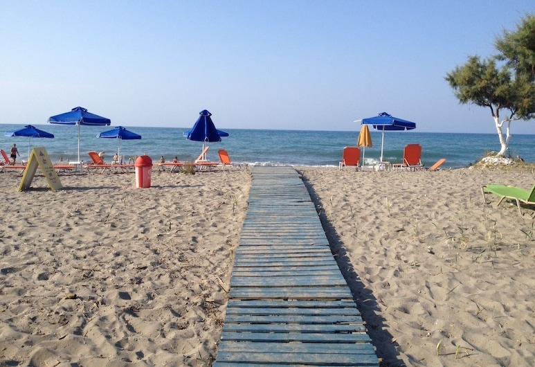 Baladinos Apartments, Platanias, Playa
